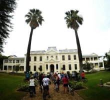 Guided Bicycle tour of Stellenbosch – Drosdy