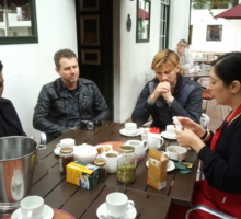 Dine and Vine Tour – Culinary Walking tour