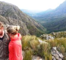 Hikes in Stellenbosch Jonkershoek Valley